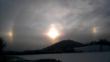 2017-01-14 Trzy słońca na niebie w Karpaczu