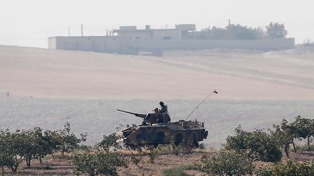 Armia Turcji straciła 14 żołnierzy w walkach o miasto Al-Bab