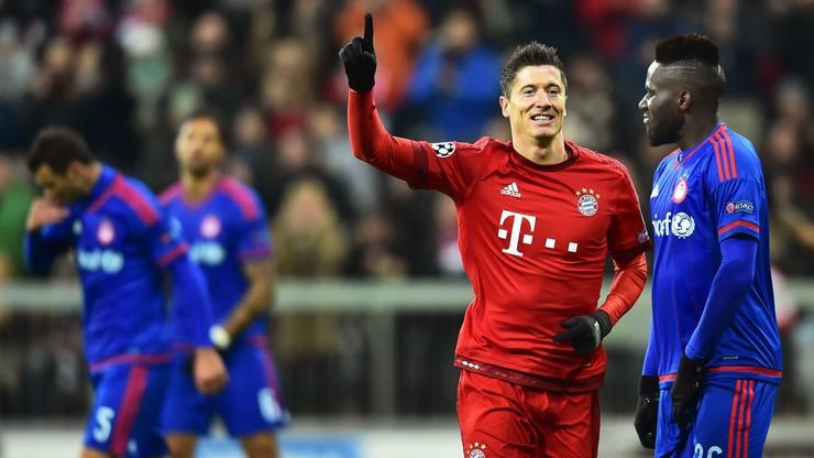Bayern i Barcelona w pucharowej fazie Ligi Mistrzów. Szczęsny puścił 6 goli
