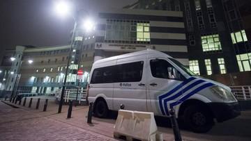 19-03-2016 10:34 Bruksela: terroryści opuścili szpital. Mer pogratulował personelowi medycznemu