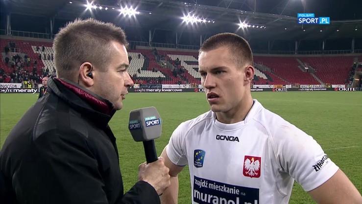 Wywiady po meczu Polska - Holandia