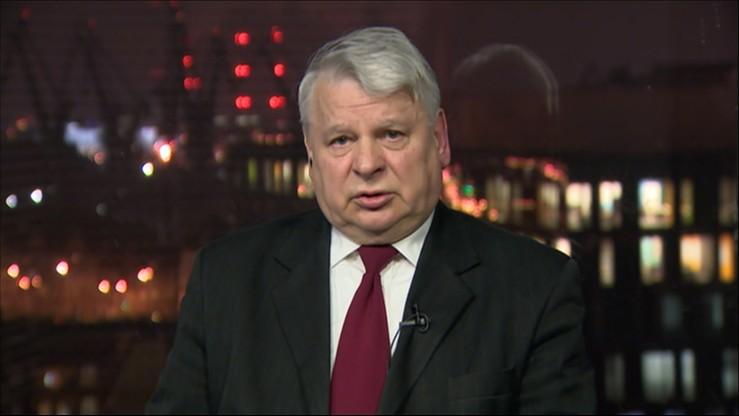 Borusewicz: prezes PiS chce, aby trójpodział władzy w Polsce był osłabiony
