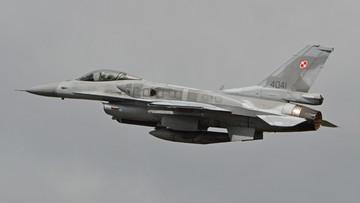 22-06-2017 12:37 Wojsko potwierdza, że to polskie F-16 przechwyciły rosyjskie samoloty