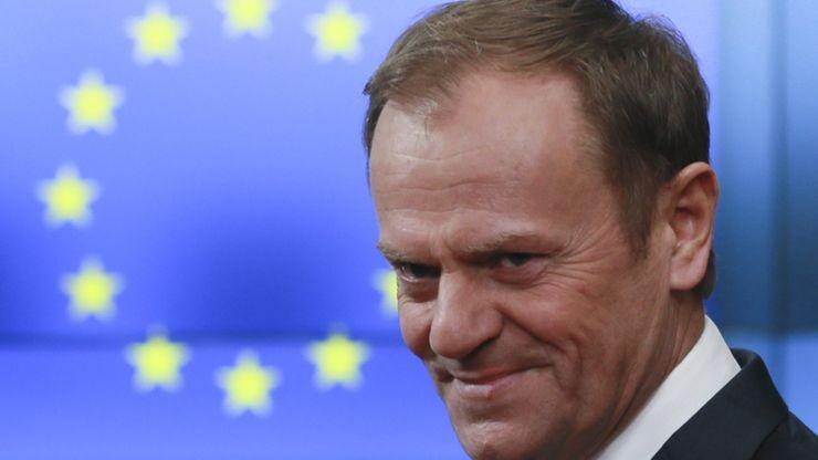Europejscy chadecy potwierdzają poparcie dla Tuska