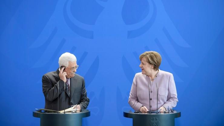 Merkel zaniepokojona rozwojem izraelskich osiedli na Zachodnim Brzegu