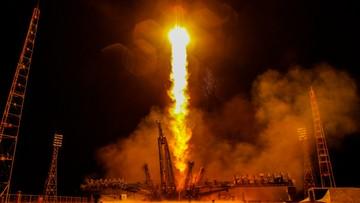 29-07-2017 06:11 Sojuz MS-05 z nową załogą dotarł do Międzynarodowej Stacji Kosmicznej