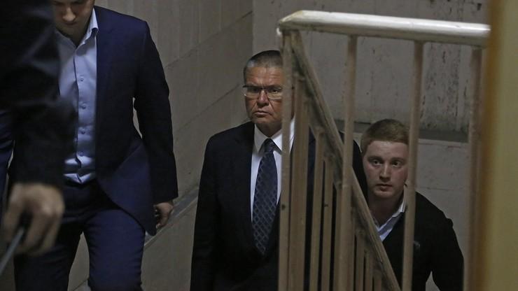 """""""Na razie postanowiono nie ruszać premiera"""". Rosyjskie media o aresztowaniu ministra gospodarki"""