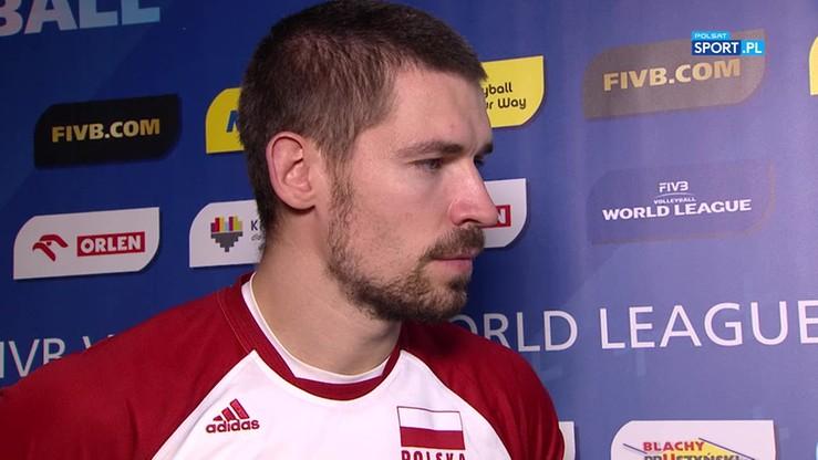 2017-06-15 Konarski po meczu z Rosją: Dostaliśmy lanie