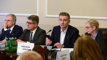 08-11-2017 15:55 Sejmowa komisja zdrowia za projektem ws. stopniowego wzrostu nakładów na ochronę zdrowia