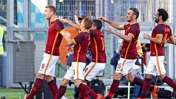 2015-11-08 Serie A: Rzym dziś na bordowo, Polacy nie sprostali Juventusowi