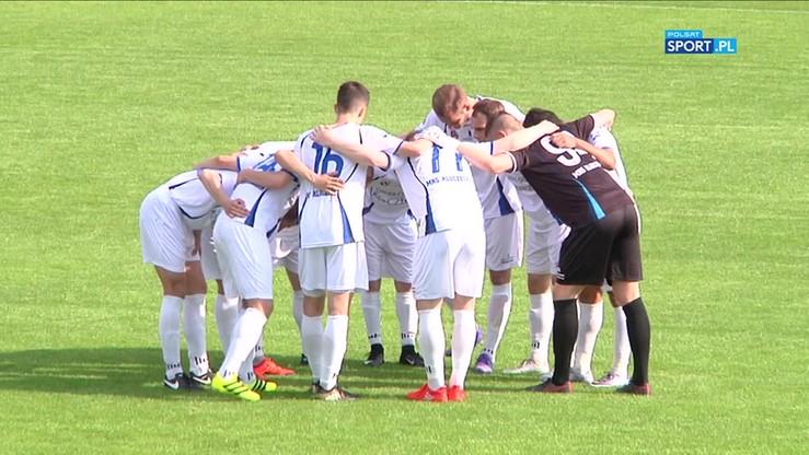 2017-05-18 MKS Kluczbork - Stomil Olsztyn 1:2. Skrót meczu