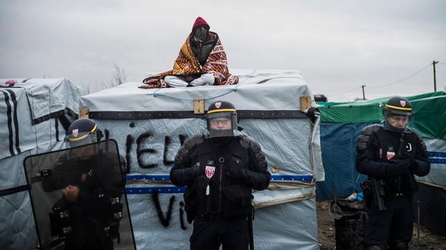 Belgia cofnęła z powrotem do Francji 600 migrantów