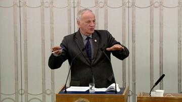 20-12-2016 20:08 Senator PO chce, by ustawa dezubekizacyjna objęła prokuratorów PRL