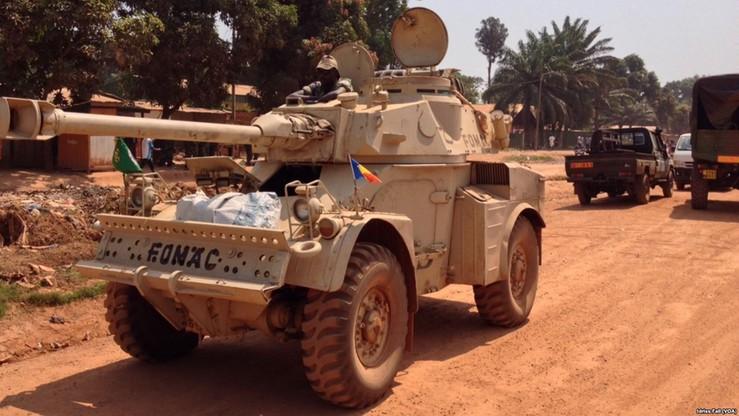 Francja kończy swoją misję wojskową w Republice Środkowoafrykańskiej