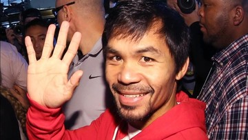 29-04-2016 13:20 Islamscy terroryści chcieli porwać Manny'ego Pacquiao