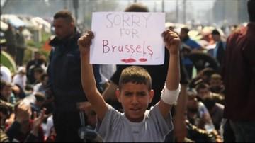 23-03-2016 09:45 Zdjęcie małego uchodźcy podbija serca internautów