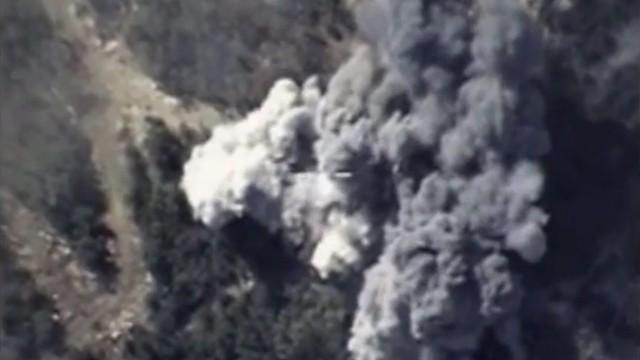 Już 600 ofiar rosyjskich nalotów w Syrii - ok. 200 to cywile