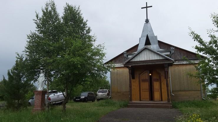 Białystok pomoże odbudować spalony kościół w syberyjskiej wsi Belostok