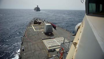 """25-08-2016 06:01 Incydent między okrętami USA i Iranu. Mowa o """"nękających manewrach"""""""