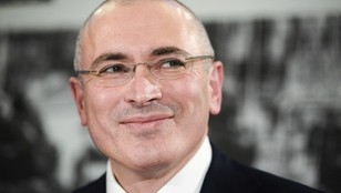 """Michaił Chodorkowski """"Rycerzem Wolności"""""""