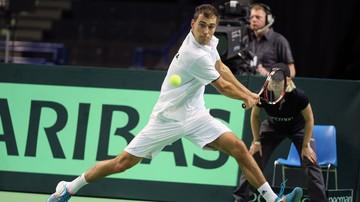 2015-11-02 Ranking ATP: Awans Janowicza. Polak na 57. miejscu