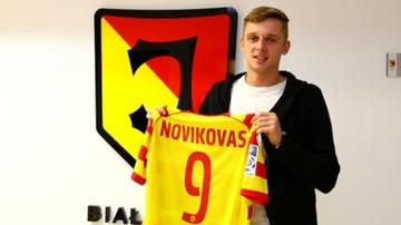2017-01-13 Miał być piłkarzem Benfiki, zagra dla Jagiellonii!