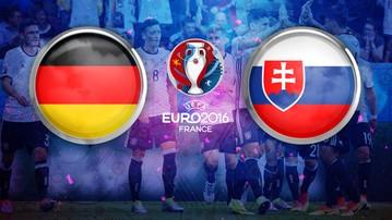 Niemcy - Słowacja: Transmisja w Polsacie Sport 2