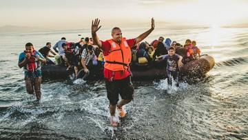 04-10-2016 05:37 6 tys. migrantów uratowano na Morzu Śródziemnym