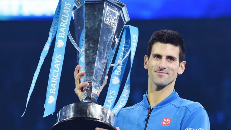 Djokovic pokonał Federera w finale turnieju ATP World Tour Finals w Londynie