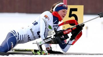 2017-03-22 Biathlon: Hojnisz i Szczurek mistrzami Polski w biegu ze startu wspólnego