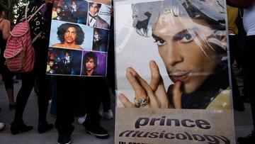 24-04-2016 06:27 Prywatny pogrzeb Prince'a. Nie wiadomo, gdzie trafią prochy gwiazdora