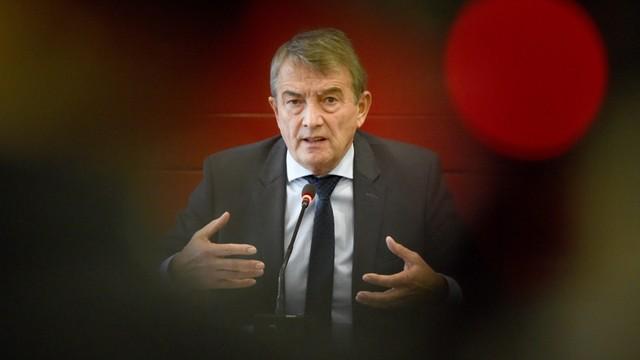 Prezes Niemieckiej Federacji Piłkarskiej zrezygnował ze stanowiska