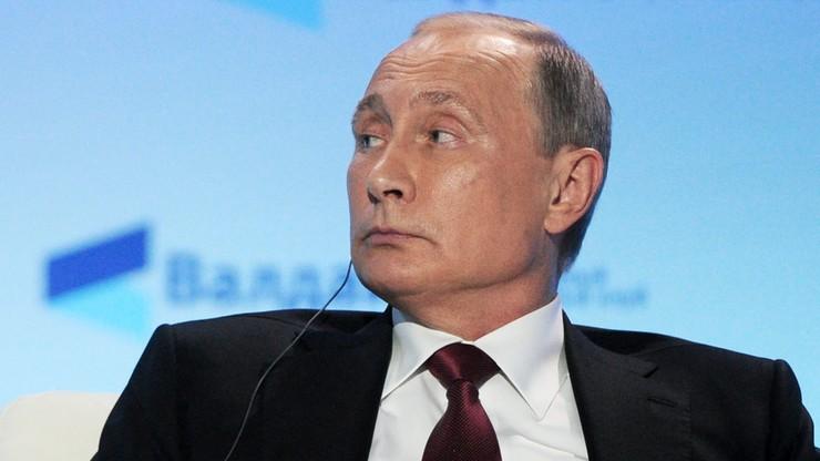 Putin zaoferował pomoc Włochom po trzęsieniu ziemi