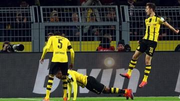 2016-11-19 Niemieckie starcie potęg dla Borussii! Bayern poległ w Dortmundzie