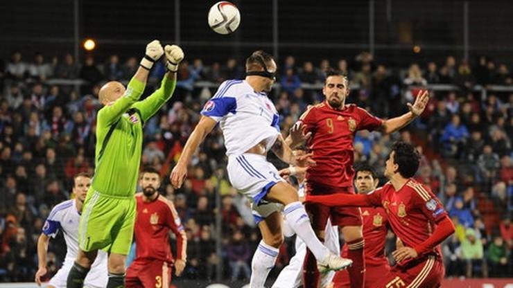 Mecz Białoruś - Luksemburg się nie odbędzie? Wszystko przez... spaghetti!