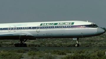 03-02-2016 13:41 Dziura w kadłubie samolotu. Jeden z pasażerów został wyssany