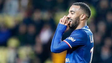 2017-02-06 Lacazette chce odejść z Lyonu. Kluby Premier League w stanie gotowości