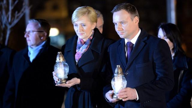 Prezydent Andrzej Duda pojechał na Węgry - w sobotę spotkanie z Orbanem