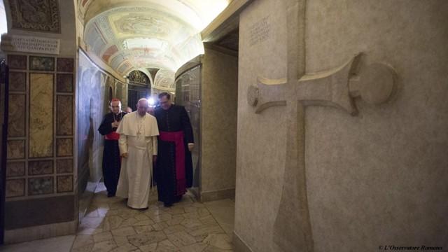 Przed trybunałem w Watykanie początek procesu ws. Vatileaks