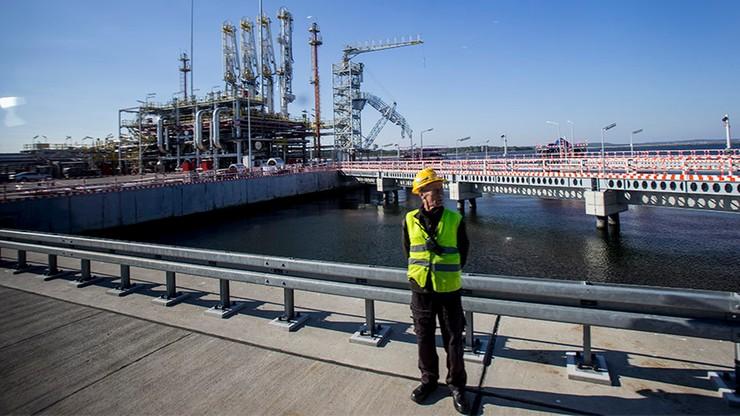 Terminal LNG w Świnoujściu może przyjąć pierwszego metanowca