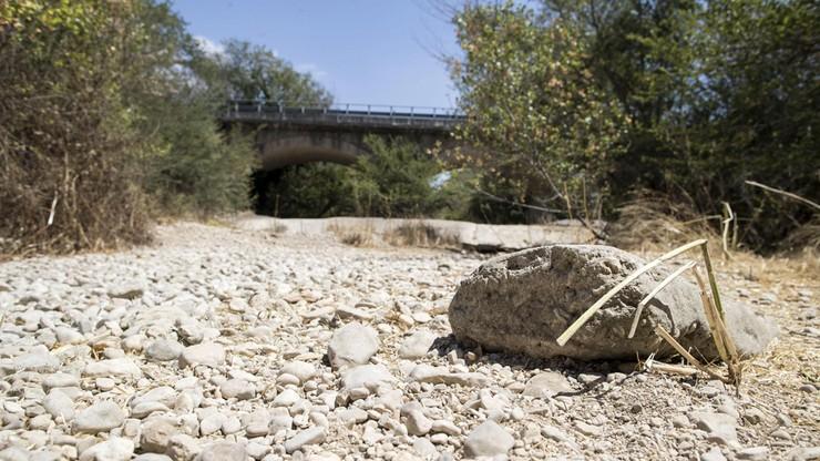 Rekordowa susza we Włoszech. Dziesięć regionów chce ogłoszenia stanu klęski żywiołowej