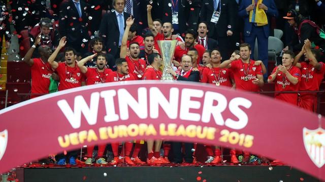 Sevilla FC zdobywcą Pucharu Ligi Europy