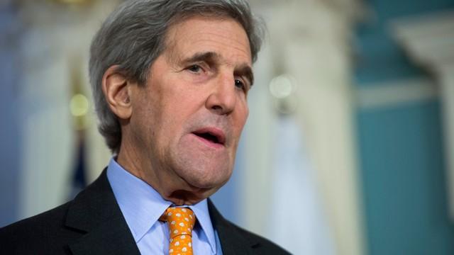 Kerry: Wstępne porozumienie z Rosją ws. warunków rozejmu w Syrii