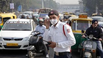 06-01-2016 18:20 Najbardziej zanieczyszczone miasto świata, New Delhi, łapie oddech. Zakopane wręcz przeciwnie