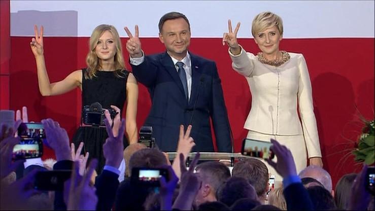 Rok od wyboru Andrzeja Dudy. Obraz prezydentury