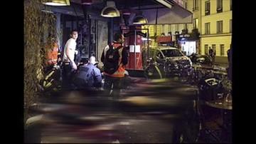 Noc terroru w Paryżu