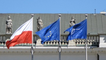 Bataliony NATO w Polsce i krajach bałtyckich od początku 2017 roku