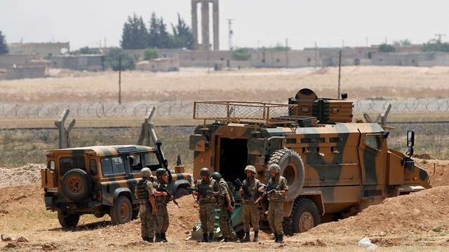 Erdogan: turecka armia zabiła w Syrii i Iraku 3 tys. bojowników Państwa Islamskiego