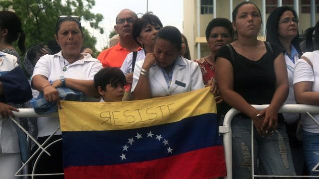 Wenezuela: 24-godzinny strajk obywatelski przeciw prezydentowi Maduro