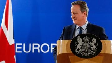 """29-06-2016 17:15 """"Idą trudne czasy"""". Cameron o sytuacji po referendum"""